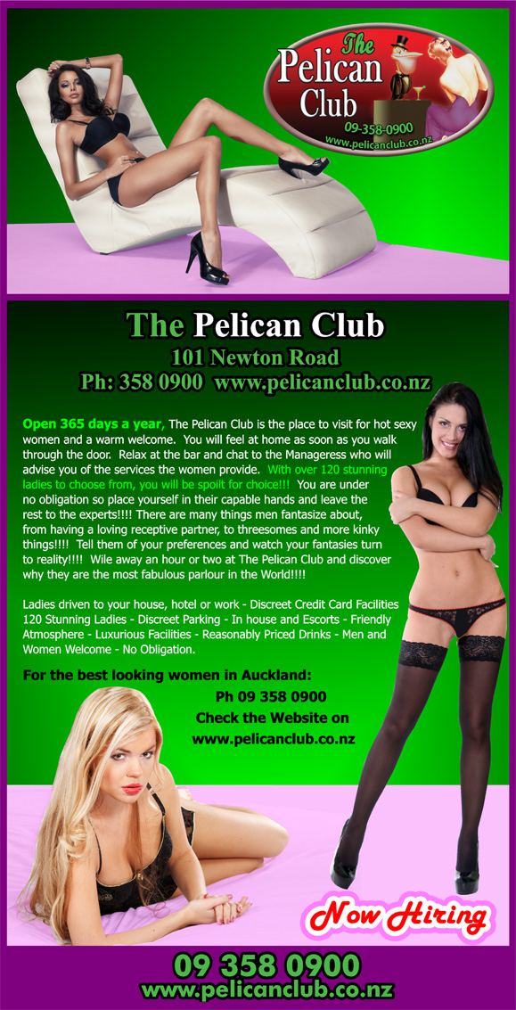 sophia escort the pelican club nz