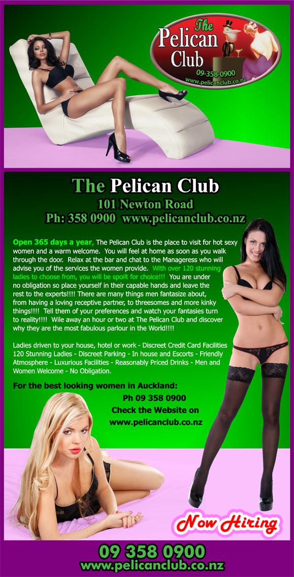 the pelican club nz juicy